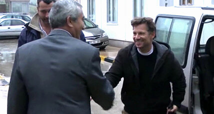 Richard Engel freed, but news blackout debate remains