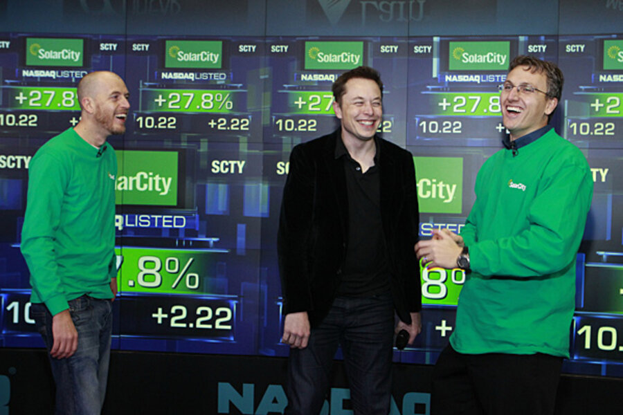 SolarCity: Why all the buzz behind cleantech's latest IPO ...