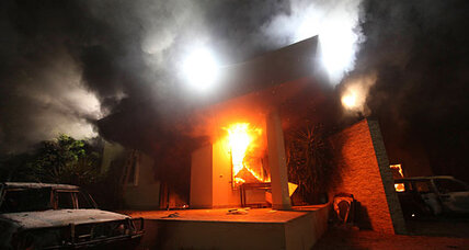 Stinging Benghazi report leads to three resignations