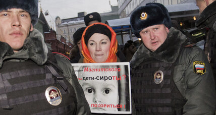 What's behind Russia's bill banning US adoptions?