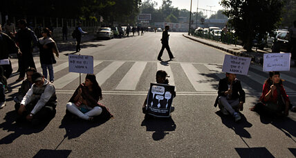 Outrage grows in India over gang rape on bus