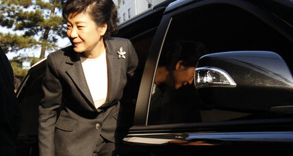 South Korea's new female president could renew talks with North Korea