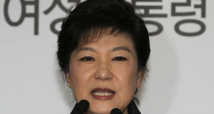 South Korea's president-elect promises aid to North