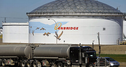 Enbridge ups investment in Northern Gateway pipeline