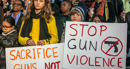 Guns in schools? Sandy Hook rekindles hot debate on arming teachers. (+video)