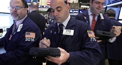 Stocks edge up as investors await fiscal cliff deal