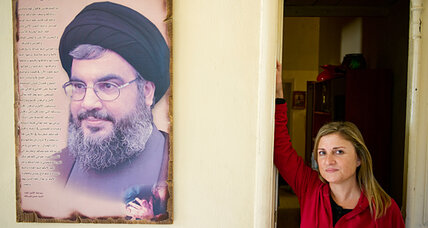 In Hezbollah stronghold, Lebanese Christians find respect, stability