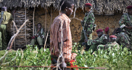 39 people killed in clashes in Kenyan village
