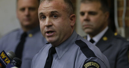 Post Sandy Hook: Police investigate Penn. shooting spree