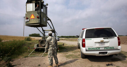 Border security advocates eye remote lands