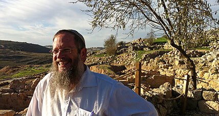 How some Israelis see the sacred in settlements