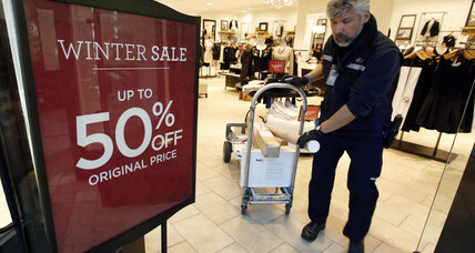 Retail sales just ho-hum this holiday season