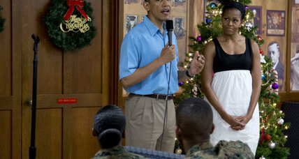 Obama cuts short Hawaiian holiday for fiscal cliff negotiations