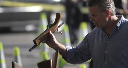 Los Angeles collects most guns ever, in post-Newtown buyback event