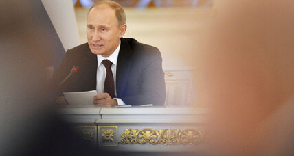 Putin plans to sign law banning Americans from adopting Russians