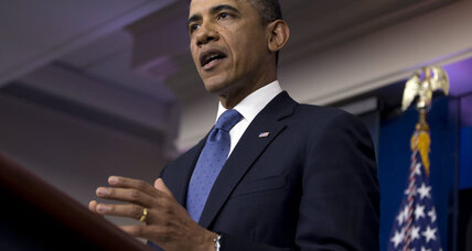 Obama, Congress struggle toward fiscal cliff deal