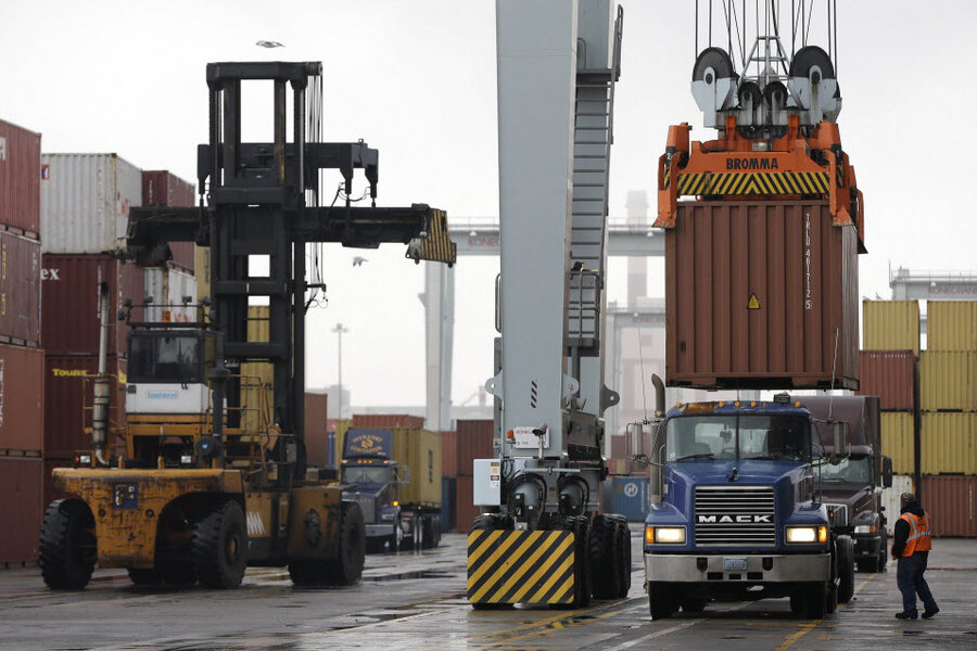 Port Strike Averted In Eastern Us For Now Is Labor Starting To