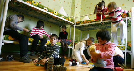 Putin signs antiadoption law, throwing pending adoptions into confusion (+video)