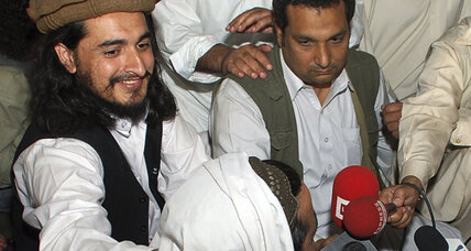 Pakistan Taliban chief says TTP will negotiate, but not disarm