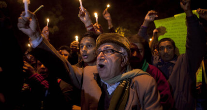 Secret cremation for gang-rape victim sparks anger against Indian government