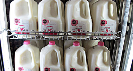 'Dairy cliff'? Milk prices poised to spike unless Congress acts.