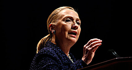 Hillary Clinton hospitalized: Tough end to successful 2012? (+video)