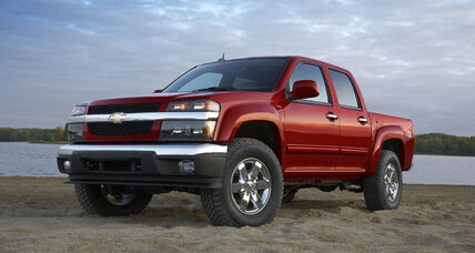 GM pickup recall: Front hood can fly open