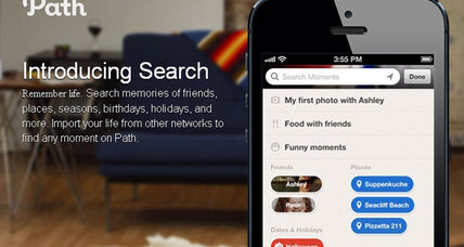 Path introduces social search that's more intuitive than Facebook