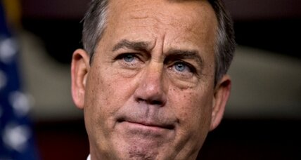 Boehner's failure signals marginalization of GOP