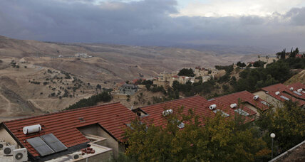 Why Israeli settlements debate is heating up again