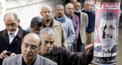 Egypt's referendum a vote on Morsi as well as the constitution