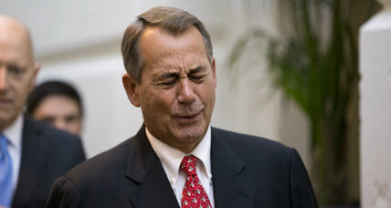 Will John Boehner, President Obama master art of humility before 'fiscal cliff'?