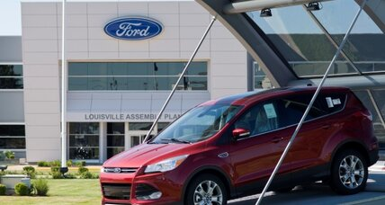 Ford recalls 89,000 Escapes, Fusions for fire risk