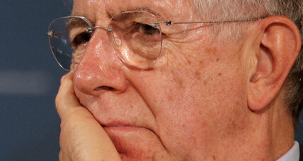 Italian Prime Minister Monti's surprise resignation shakes investors (+video)
