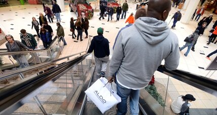 Are 'fiscal cliff' woes killing Christmas sales?