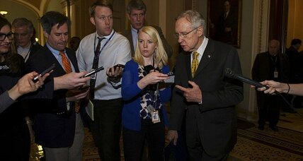 Fiscal cliff: 48 hours to go and Senate negotiations slow to a crawl