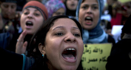 Egypt and other Arab democracies will not survive without including more women