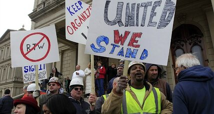 Michigan to join 'right to work' states. A blow to unions?