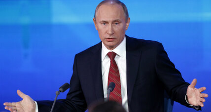 Putin, EU likely to remain at odds