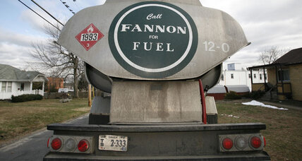 Heating oil: a last stand in the Northeast?