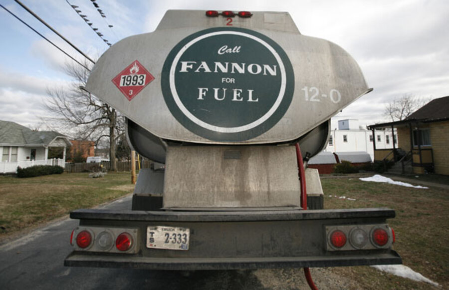 Cheapest way to heat your home? Four fuels compared. - Heating oil: $2,526  - CSMonitor.com