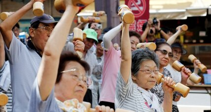 Japan's new inflationary strategy: wrong target