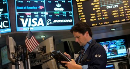 Despite looming 'fiscal cliff,' world markets calm