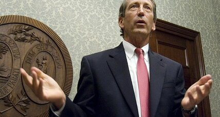 Former SC Gov. Mark Sanford eyes US House bid