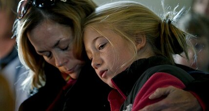 Sandy Hook families: Coming together to comfort and heal