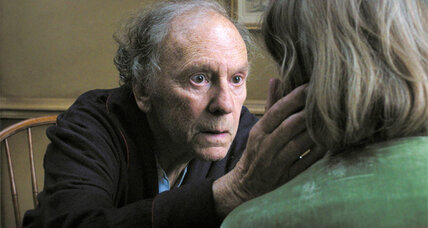 'Amour' is a moving film but is perhaps unintentionally uncomfortable (+trailer)