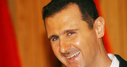 Syria's VP calls for peaceful resolution to crisis – possibly without Assad