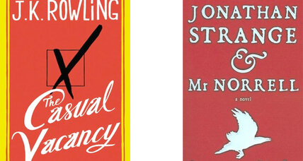 'The Casual Vacancy' and 'Jonathan Strange and Mr. Norrell' adaptations will air on the BBC