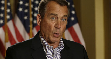 Obama, Boehner meet to discuss 'fiscal cliff' negotiations (+video)