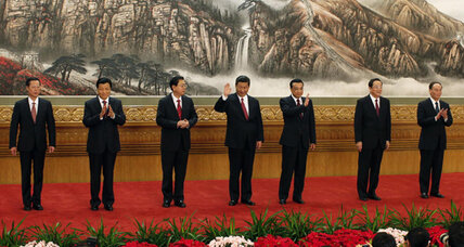 China's leadership change is disturbing the corridors of power